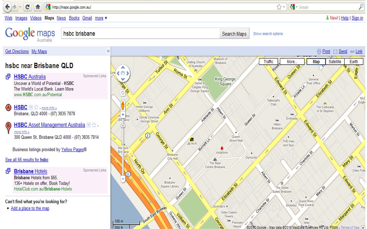 Google beta test paid for logo icons in google maps big ppc geek google maps brand icons biocorpaavc Choice Image